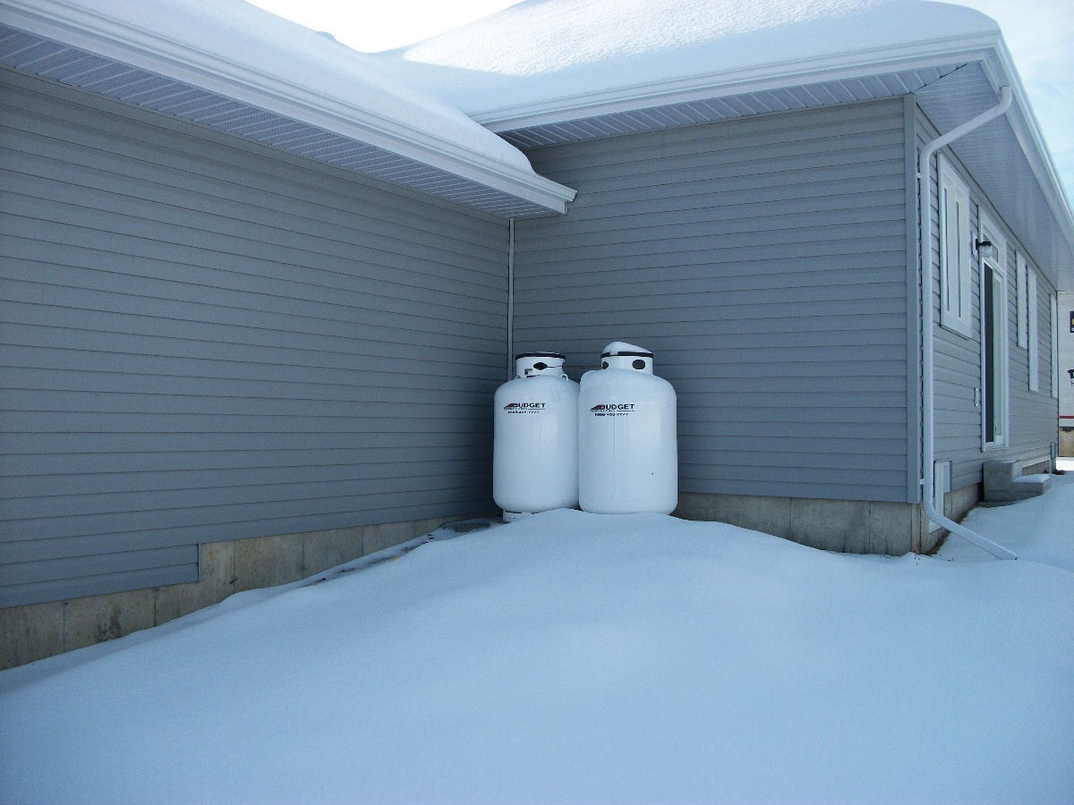 Winter Propane Delivery Tips
