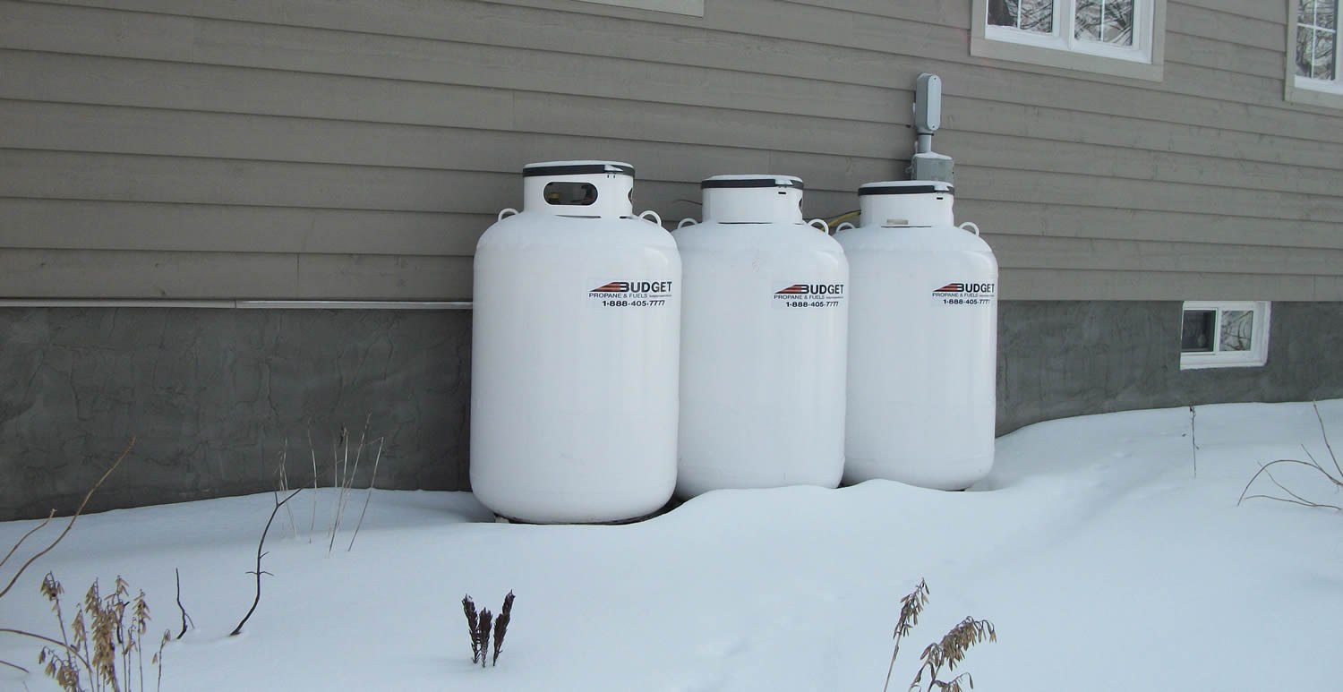 Switch Oil to Propane