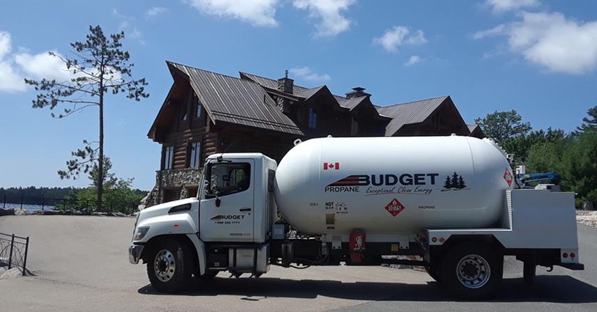 Budget Propane Remote Tank Monitoring