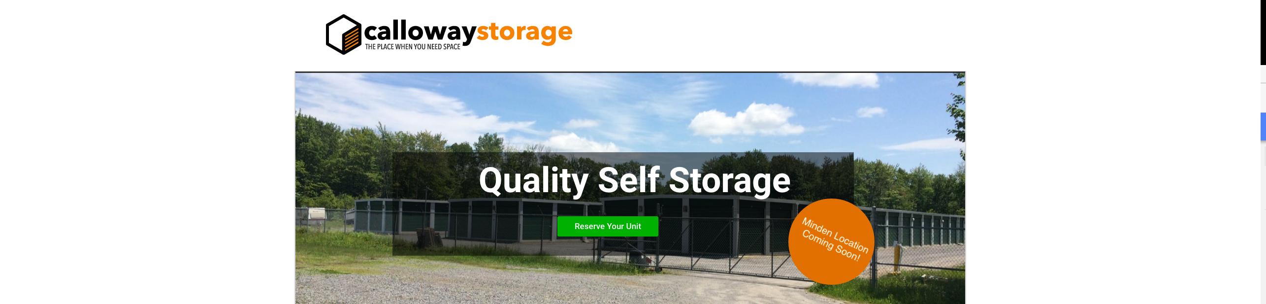 Calloway Storage