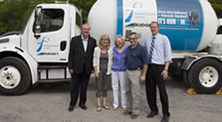 Budget Donate Truck to Stop Prostate Cancer