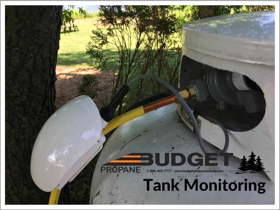 Budget Propane Tank Monitoring