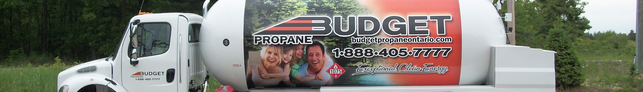 Budget Propane Ontario - About Us