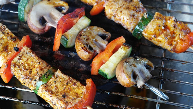 Using your propane grill in the winter