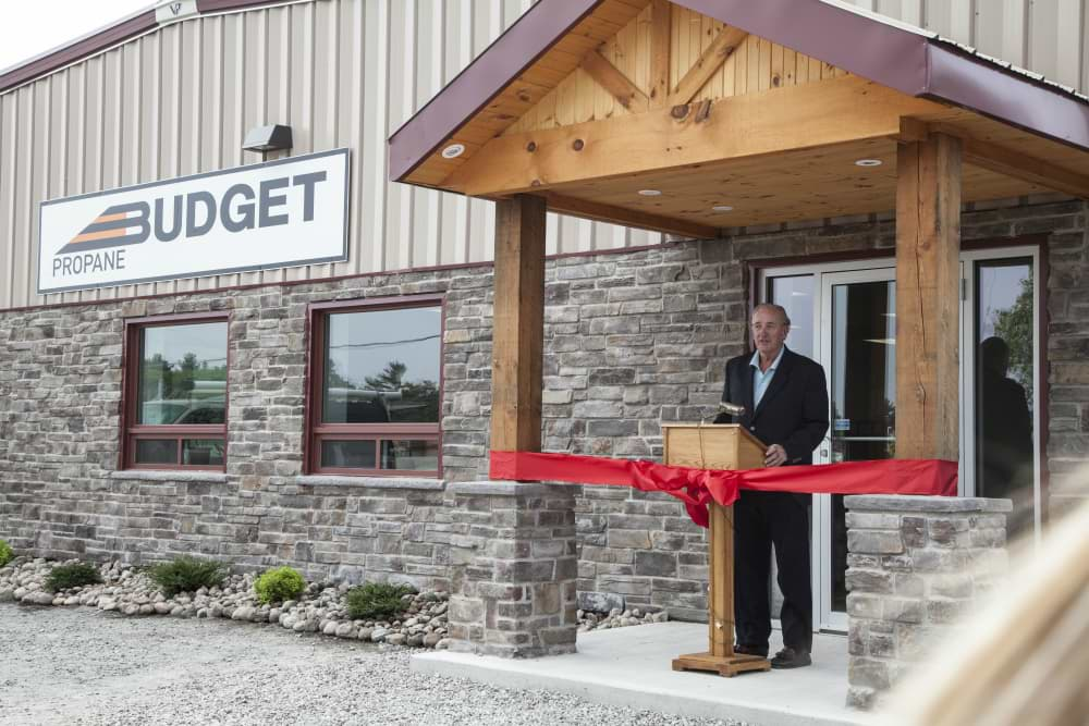 Budget Propane Office Open House