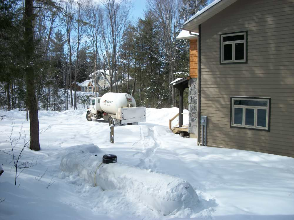 Winter Propane Services